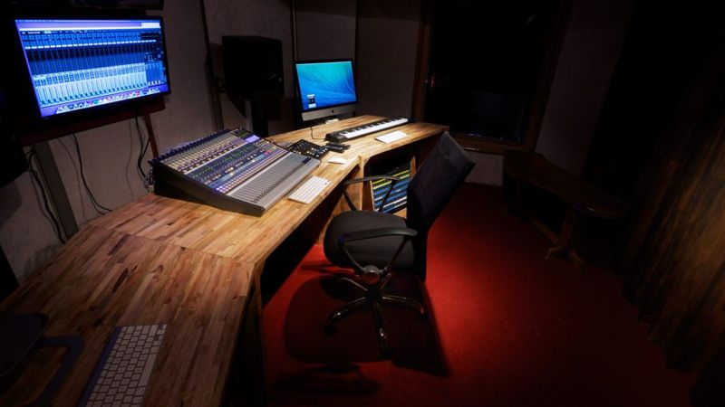 60 Road Studios - a leading music recording studio in South East Asia
